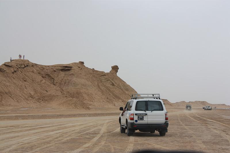 ралли по пустыне тунис