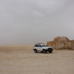 Дождливая Сахара и Татуин
