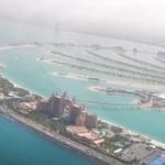 На вертолёте над Дубаем
